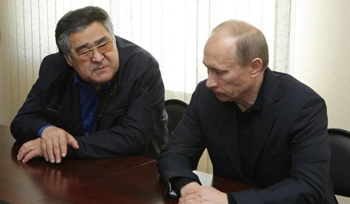 Путина просят посадить Тулеева за гибель детей в