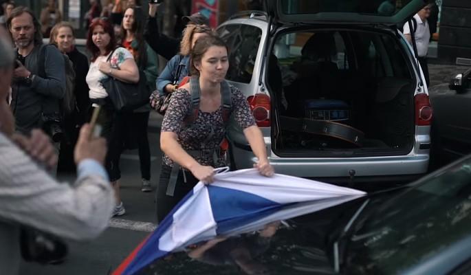 Празднующие День Победы россияне разгромили отель вТурции