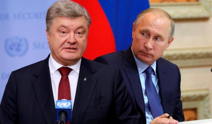 Путина разгневала дерзость Порошенко
