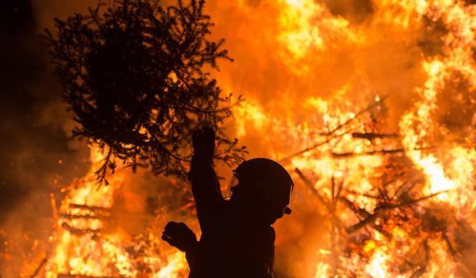 Подросток сжег дотла дом родителей за отказ купить телефон