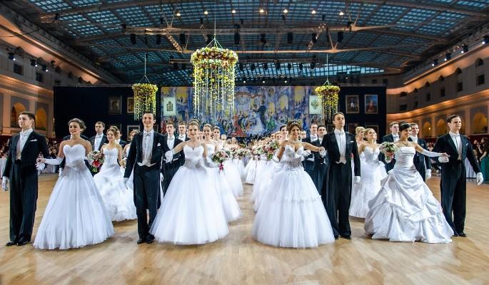 Шестнадцатый благотворительный Венский Бал пройдет в Москве