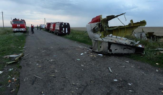 Минобороны опровергло голландские фейки о MH17