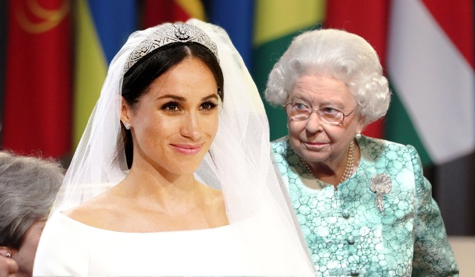 Простолюдинку Меган Маркл научат нравиться королеве