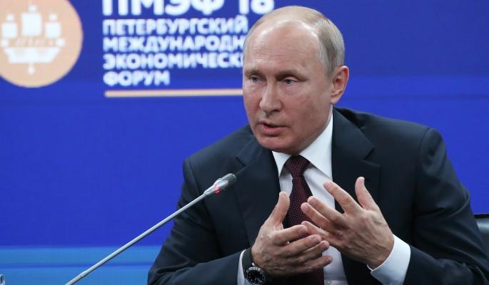 """""""Такого еще не было"""": Путин предупредил о страшной катастрофе"""