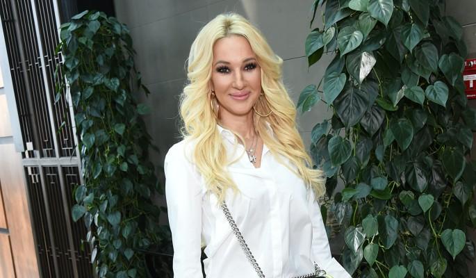 Лера Кудрявцева показала фото из клиники