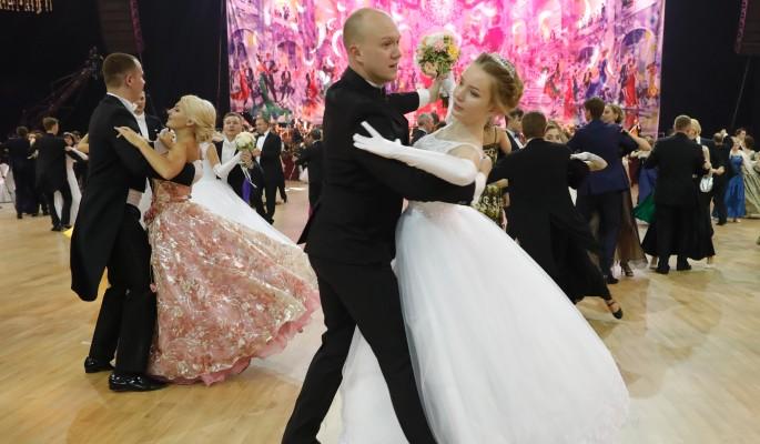 XVI благотворительный Венский бал с размахом прошел в Москве