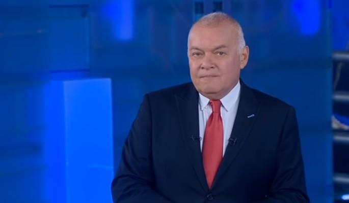 "Киселев несуразно оправдался за скандал в ""Вестях недели"""