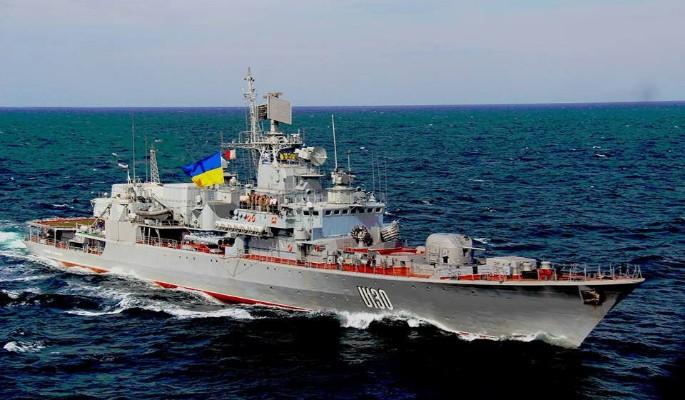 Украинскому флоту грозит катастрофа