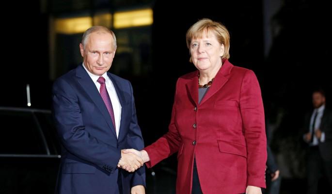 Хитрая Меркель подложила свинью Путину