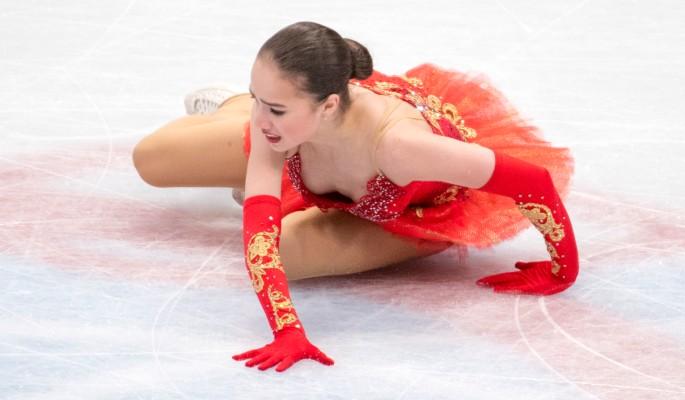 Красавице Загитовой поставили подножку после победы на Олимпиаде