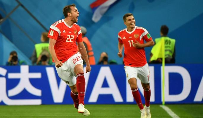 США втянули сборную России по футболу в допинг-скандал
