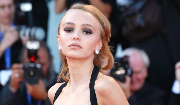 Дочь Джонни Деппа разделась для российского журнала