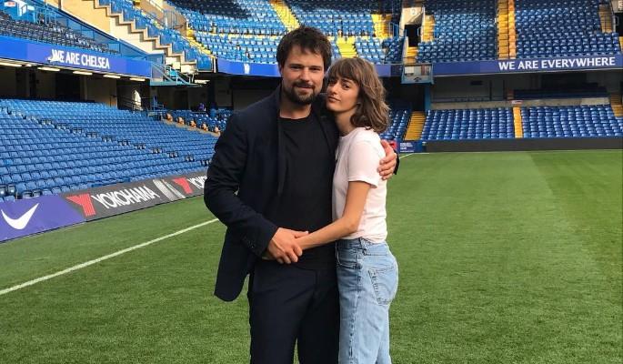 Невеста Козловского снялась голой