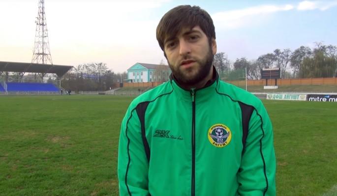 Российского футболиста убили возле кафе