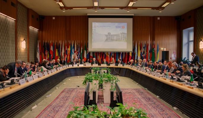 Россия бойкотировала заседание ПА ОБСЕ после издевок Грузии
