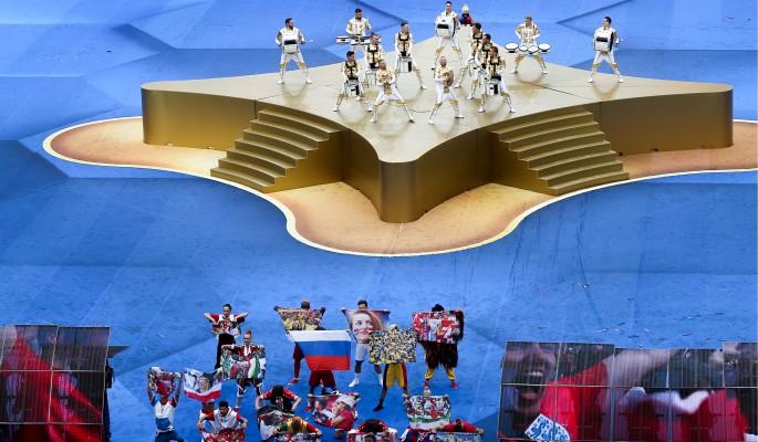 Жестоко избитый артист закрыл чемпионат мира в России