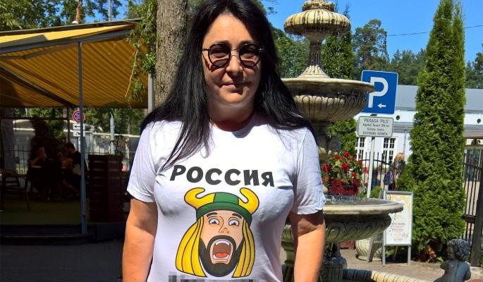 """""""Хватит! Этому надо положить конец!"""": дочь Лолиты покидает Украину"""