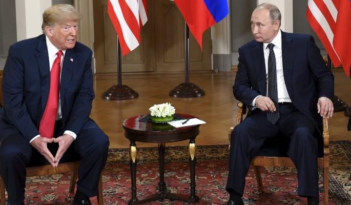 Трамп опустился до угроз Путину