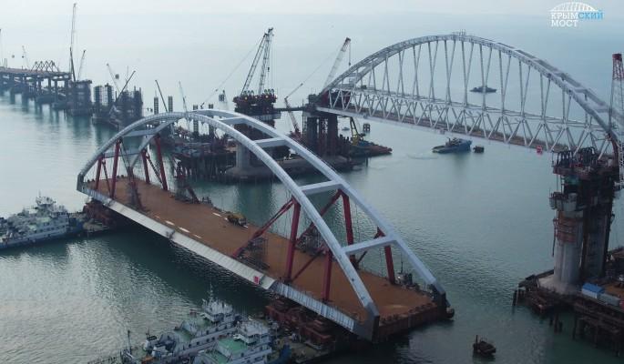 Крымский мост очень опасен: на Украине придумали новую проблему