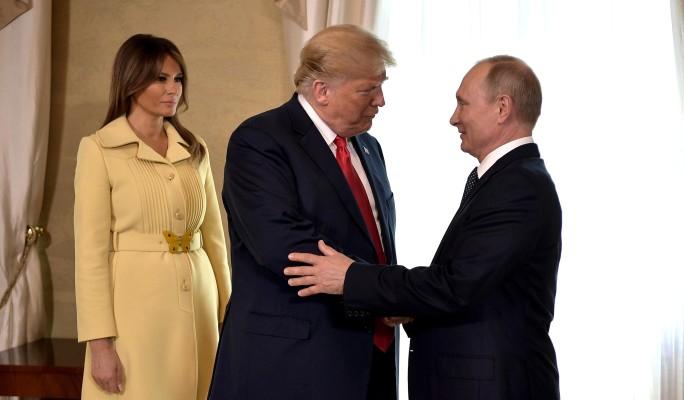 Трамп наплевал на спасительное предложение Путина