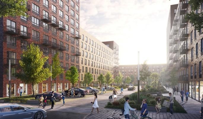 Сколько жилья построят по программе реновации