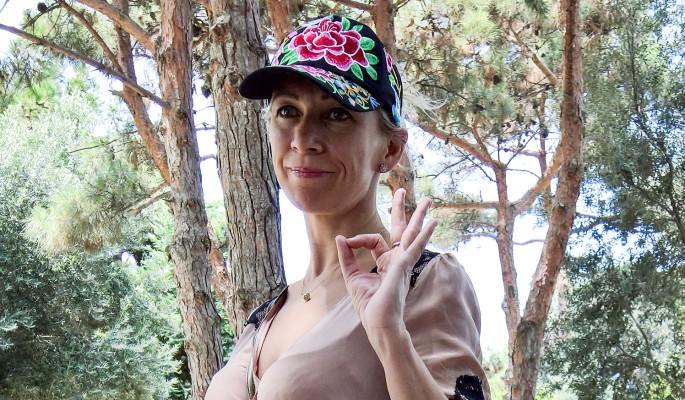 """""""Хороша Маша!"""": Захарова в дерзком мини устроила жаркие танцы"""