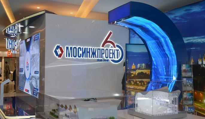 """""""Мосинжпроект"""" вошел в рейтинг крупнейших компаний России"""
