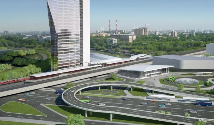 МЦК и железную дорогу свяжут шесть пересадочных узлов