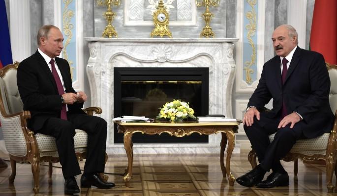 Сачок Лукашенко отказался ехать к Путину