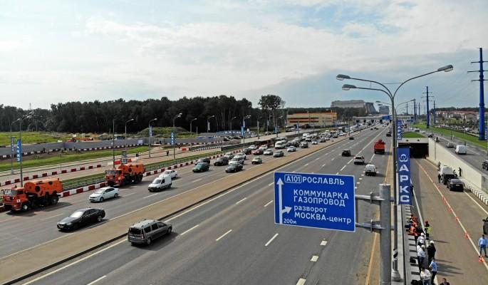 Транспортный каркас Новой Москвы построят к 2023 году