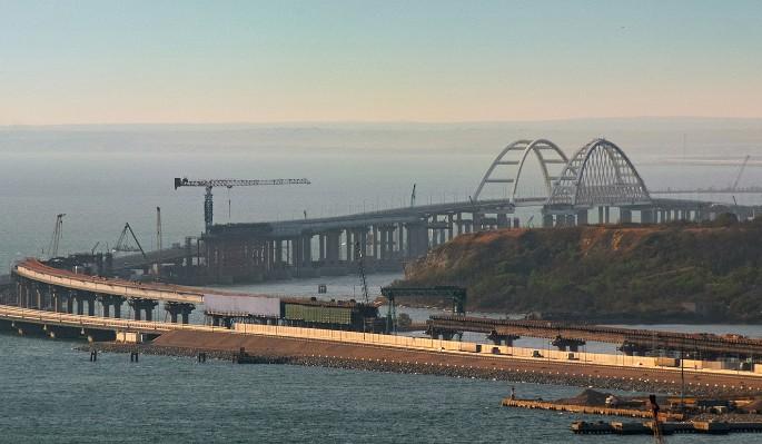 Украина изощренно отомстила России за Крымский мост
