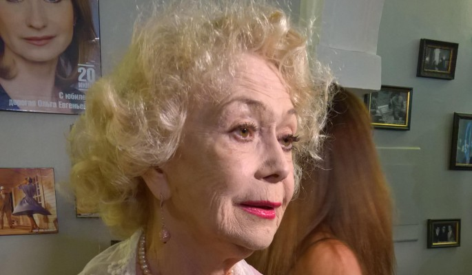 Как живет 81-летняя Светлана Немоляева