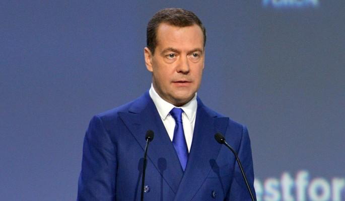 Появилась информация о травме Дмитрия Медведева