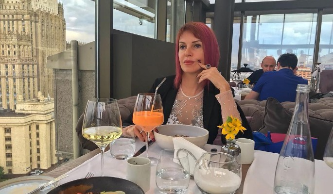 Истощенная Наталья Штурм срочно госпитализирована