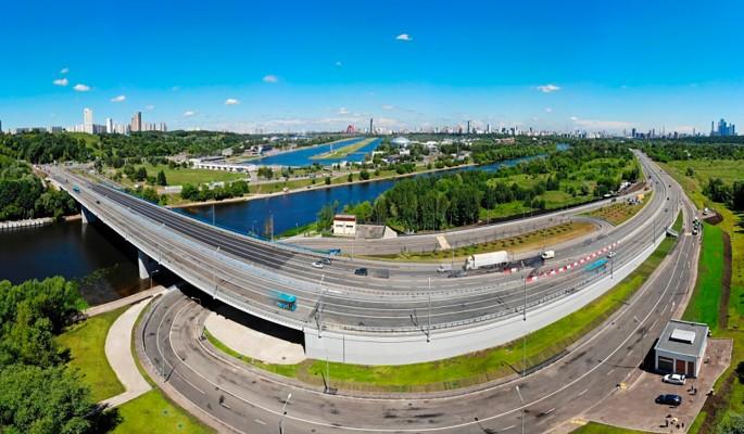 Москва повышает скорость