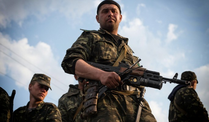 Везде паника: украинцы начали захват Донецка после смерти Захарченко