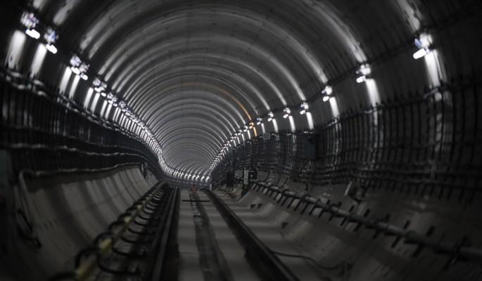 Большое метрокольцо пройдет под каналом имени Москвы
