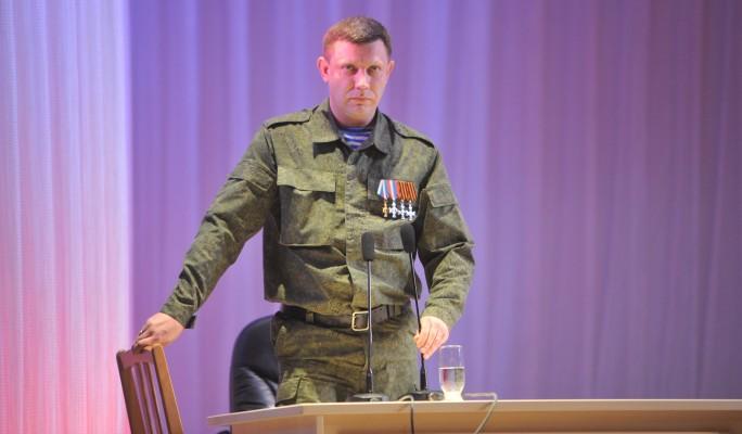 Вдова готовится мстить за смерть Захарченко