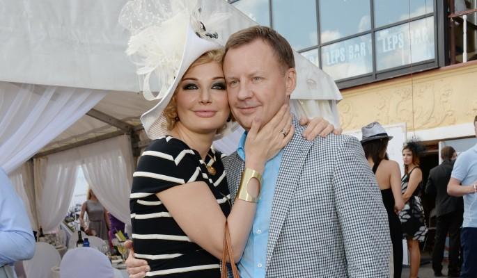 Максакова расправилась с болтливой бывшей женой Вороненкова