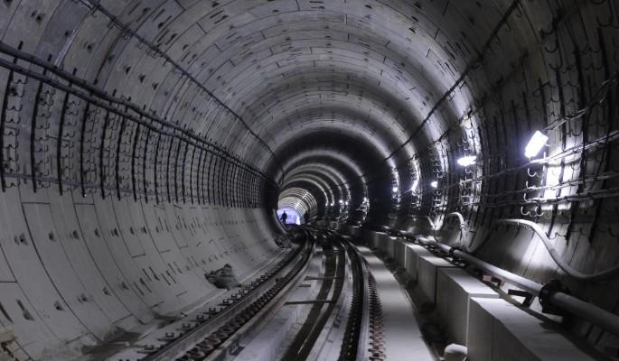 На восточном участке БКЛ начали строить второй тоннель