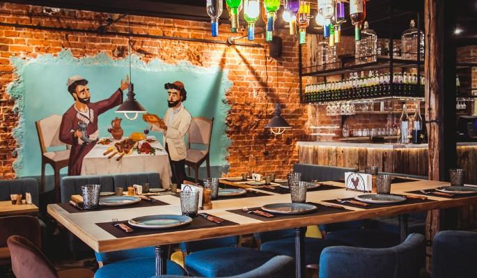 В Москве открылся первый грузинский винный бар