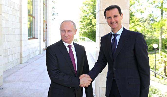 Асад пренебрег дружбой с Путиным после трагедии