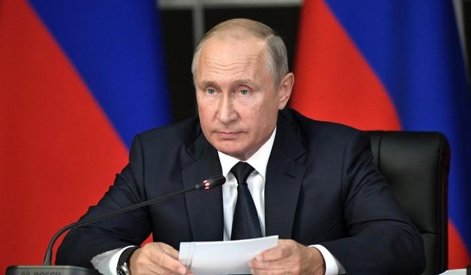 Кремль опроверг гнусную ложь о реакции Путина на сбитый Ил-20
