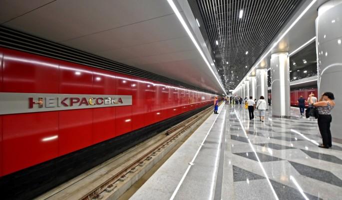 Поезда на розовой ветке метро запустят до конца года