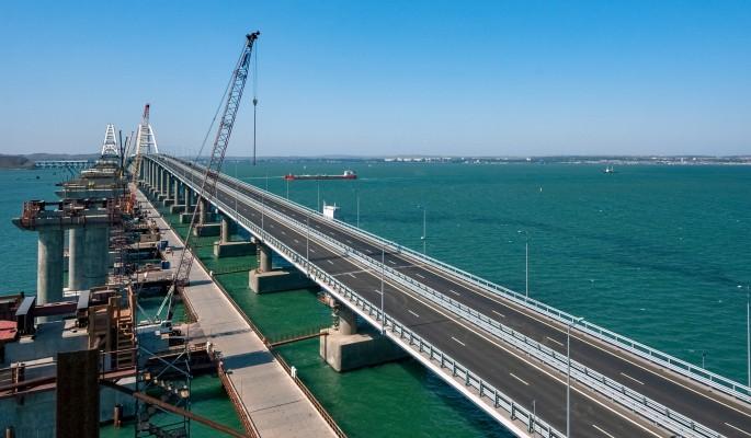 Крымский мост защитили от разрушения