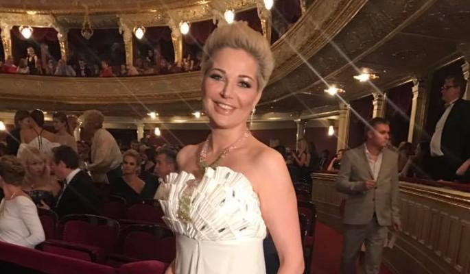 Максакова тайно вышла замуж через полтора года после убийства Вороненкова
