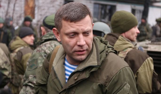 Жуткие кадры: убийство Захарченко попало на видео