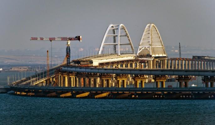 Крымский мост признали бесполезным