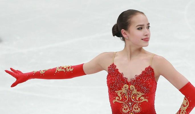 16-летняя Загитова в необычном наряде произвела фурор