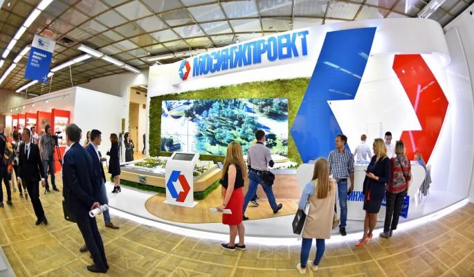 """""""Мосинжпроект"""" вошел в топ-100 крупнейших компаний России"""